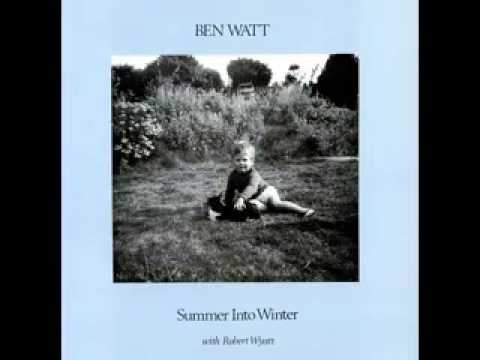 Ben Watt & Robert Wyatt - Slipping Slowly