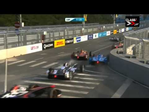 Formula E Round 1 Beijing ePrix race highlights