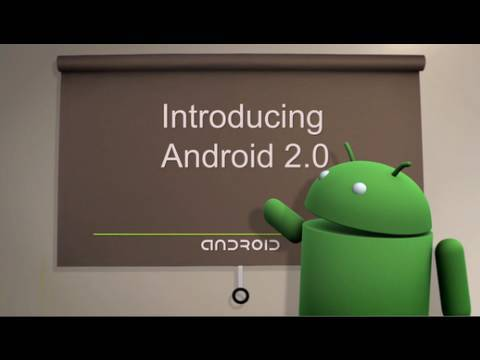 Android 2.0 Official Video