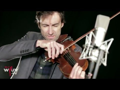 "Andrew Bird - ""Capsized"" (Live at WFUV)"